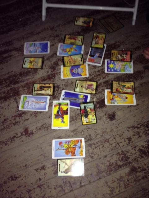 Tarot Card Reading