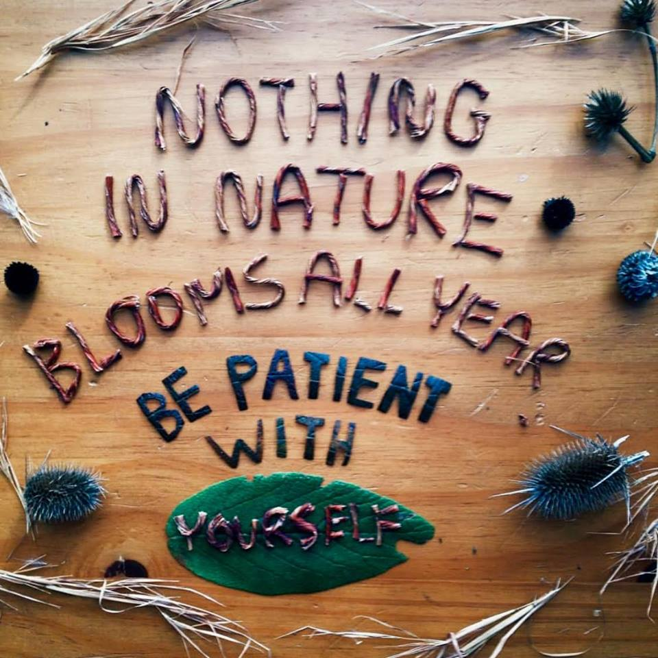 nothing in nature