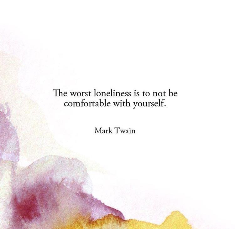 worst loneliness