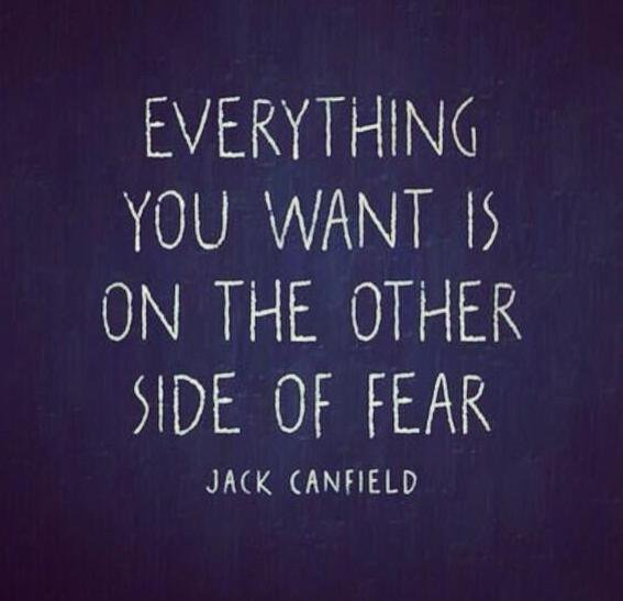 other side of fear