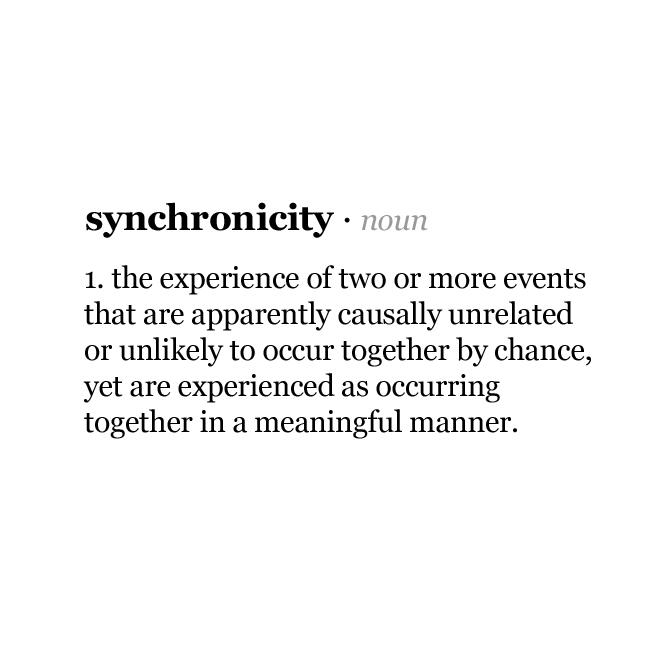 synchronicity-1